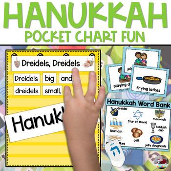 Hanukkah Pocket Chart