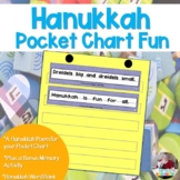 Hanukkah Pocket Chart