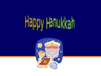 Hanukkah Powerpoint