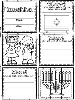 Hanukkah Quilts (Winter Holiday)