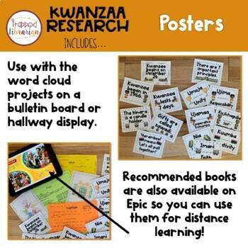 Kwanzaa Research Activities