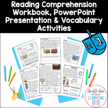 Hanukkah Research Unit with PowerPoint