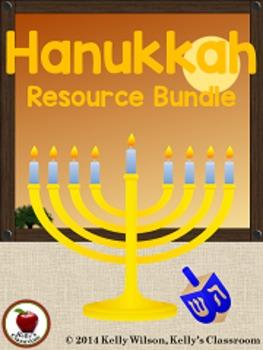Hanukkah Chanukah BUNDLE