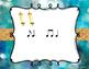 Hanukkah Rhythms - Interactive Reading Practice Game {ti tom}