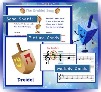 Hanukkah Songs for the Recorder
