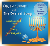 Holiday Songs for the Recorder: 2 Hanukkah Songs