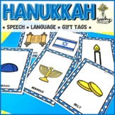 Hanukkah Speech and Language - Speech Therapy Resource