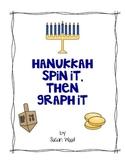 Hanukkah Spin It Then Graph It