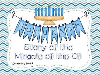Hanukkah - Story of the Miracle of the Oil