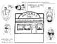 Hanukkah Town, Coloring Pages, Chanukah Activity