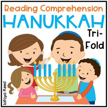 Hanukkah Tri-Fold