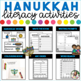 Hanukkah Activities- Full literacy unit!