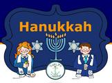 Holidays Around The World - Hanukkah in Israel Unit