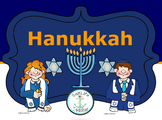 Holidays Around The World - Hanukkah in Israel Unit
