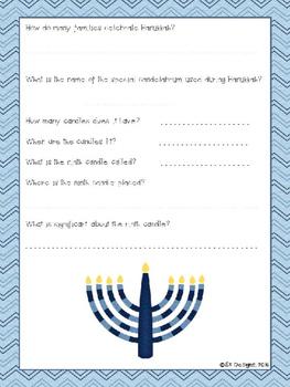 Hanukkah WebQuest - Engaging Internet Activity {Includes Google Slides}
