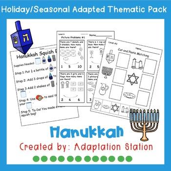 Hanukkah Weekly Pack