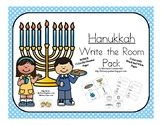 Hanukkah Write the Room Pack