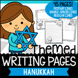 Hanukkah Writing Paper