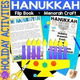 Hanukkah Activities   Menorah Craft   Chanukkah Reading Ac