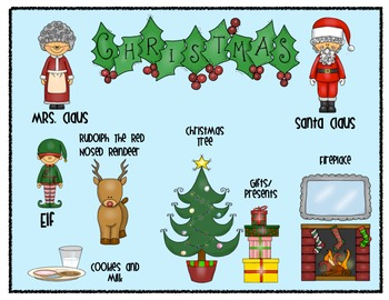 Christmas around the world Posters
