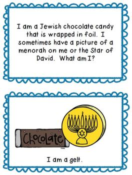 Hanukkah and Kwanzaa Riddles