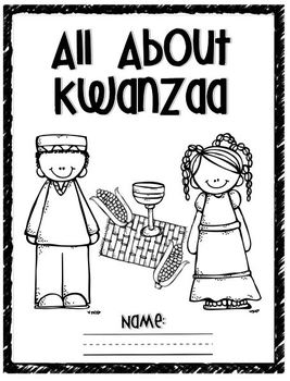 Hanukkah and Kwanzaa Vocabulary Books