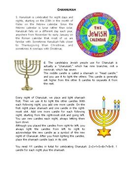 Hanukkah explained