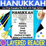 Hanukkah Reading Activities   Chanukkah Reading   Distance