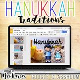 Hanukkah for Google Classroom