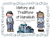 Hanukkah - history and traditions student reader to teach