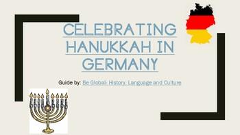 (CHRISTMAS / HANUKKAH GERMAN STUDIES) Hanukkah in Germany - Reading guide