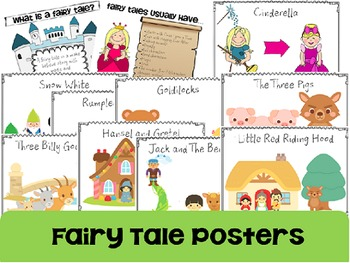 Happily Ever After: A Fairy Tale Unit