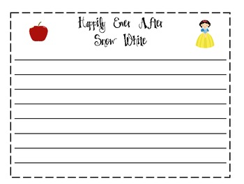 Happily Ever After Fairy Tale Princess Summaries
