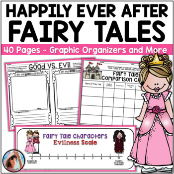 Fairy Tales WORKSHEETS AND GRAPHIC ORGANIZERS