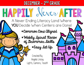 Happily Never After: The Land of Never Ending Literacy Centers – December