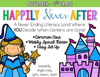 Happily Never After: The Land of Never Ending Literacy Centers – November