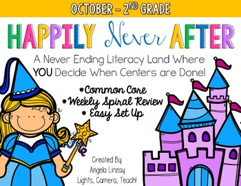Happily Never After: The Land of Never Ending Literacy Centers - OCTOBER