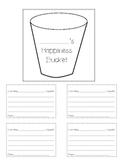 Happiness Buckets and Bucket Fillers