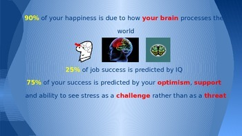 Teaching Resources. Happiness Motivational PowerPoint