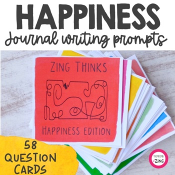 Happiness Writing Prompts and Conversation Starters
