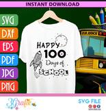 Happy 100 Days of School - Happy 100th day - 100 days of School