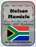 Happy 100th Birthday Nelson Mandela!