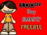 Happy 100th Day SMARTY