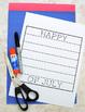 Happy 4th of July Handprint Craft
