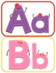 Happy Alphabet Flashcards