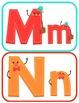 Happy Alphabet Flashcards