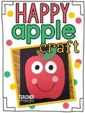 Happy Apple Craft