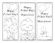 Happy Arbor Day Bookmarks