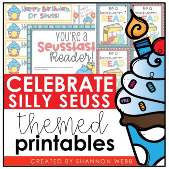 Celebrate Dr. Seuss