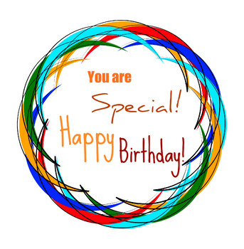 Happy Birthday 2 Clip art